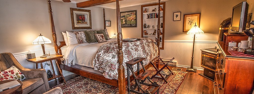 Phineas Swann Bed and Breakfast Inn Honeymoon Suite