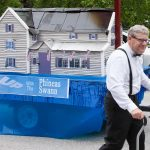 July 4th Parade in Montgomery at the Phineas Swann Bed and Breakfast Inn near Jay Peak Vermont