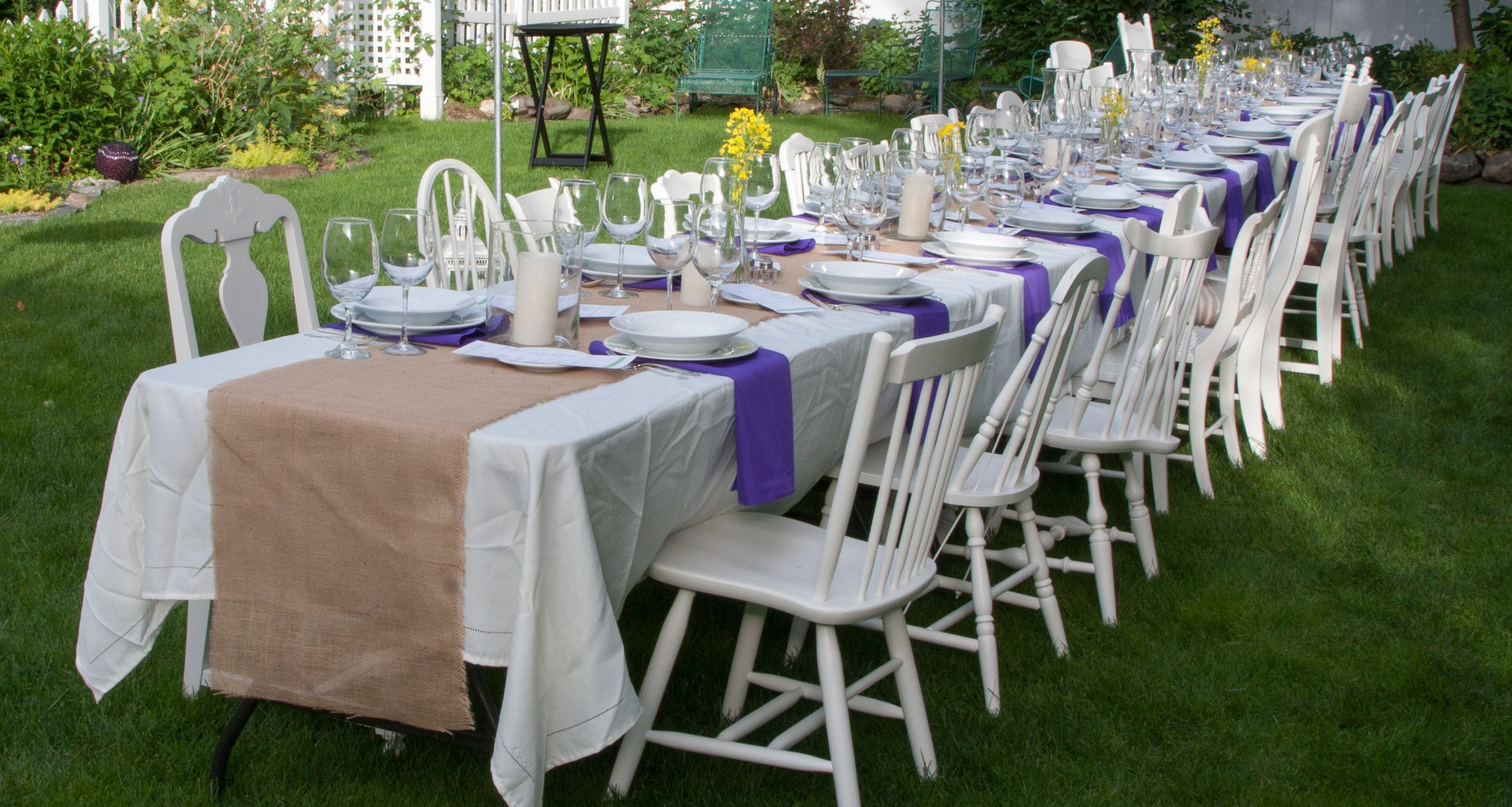Farm to Table Dinner at the Phineas Swann Bed and Breakfast Inn near Jay Peak Vermont