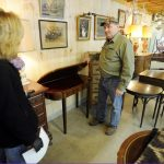 Degre's Auctions near the Phineas Swann Bed and Breakfast Inn near Jay Peak Vermont