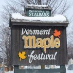 The Phineas Swann Bed and Breakfast is a great place to stay for the Vermont Maple Festival