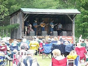 This bluegrass festival belvidere vermont is a fun event for guests staying at the Phineas Swann Bed and Breakfast Inn near Jay Peak