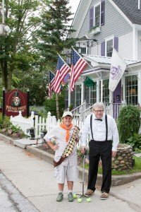 Fourth of July Vermont Phineas Swann Bed and Breakfast