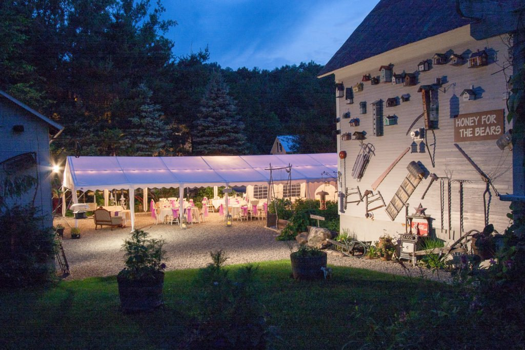 Weddings vermont wedding venues at our bed and breakfast at the base of jay peak vermont junglespirit Image collections