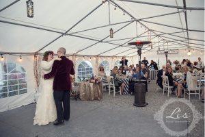 Wedding reception timeline– dance