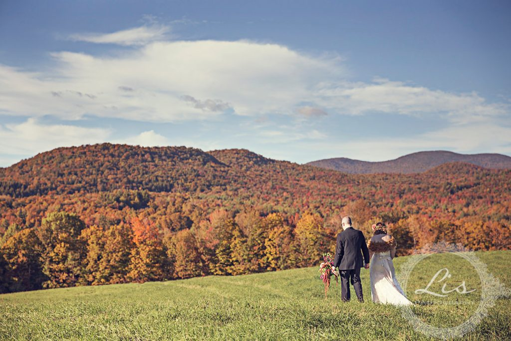 Vermont Wedding at Phineas Swann Bed and Breakfast Inn near Jay Peak