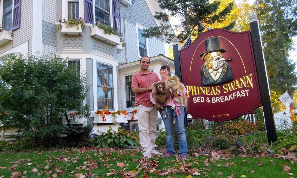 Pet Friendly Bed And Breakfast in Vermont - The Phineas Swann near Jay Peak