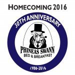 Phineas Swann Homecoming 2016 logo