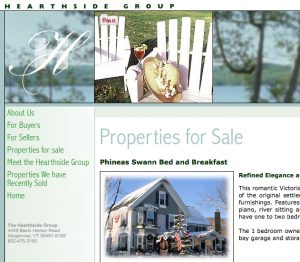 vermont bed and breakfast for sale