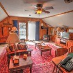 Trout River Suite at the Phineas Swann Bed and Breakfast Inn near Jay Peak Vermont