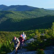Hiking Northern Vermont