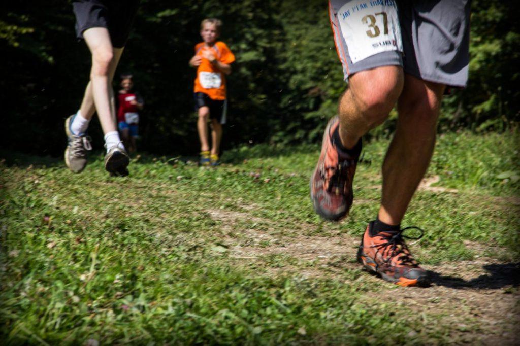 Jay Peak Trail Running Festival near the Phineas Swann Bed & Breakfast Inn