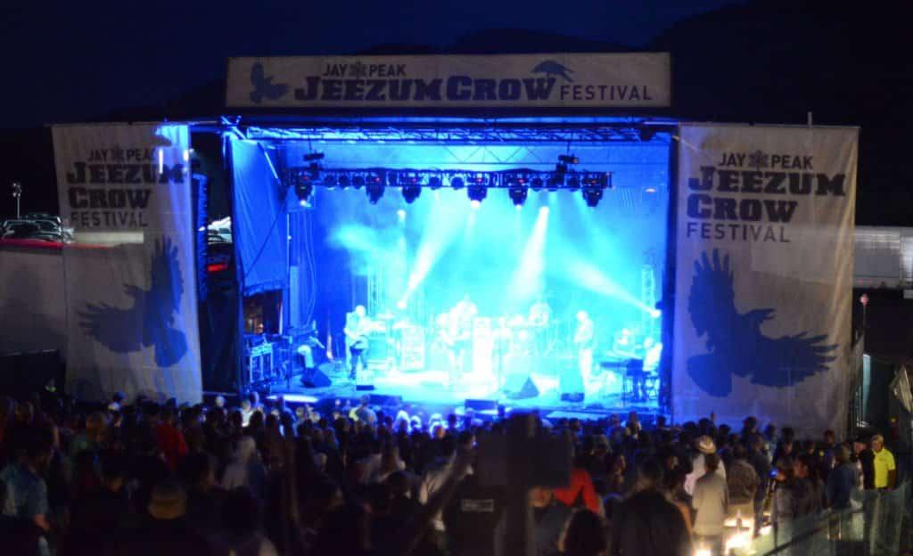 Jeezum Crow Music Festival near Phineas Swann Bed & Breakfast Inn